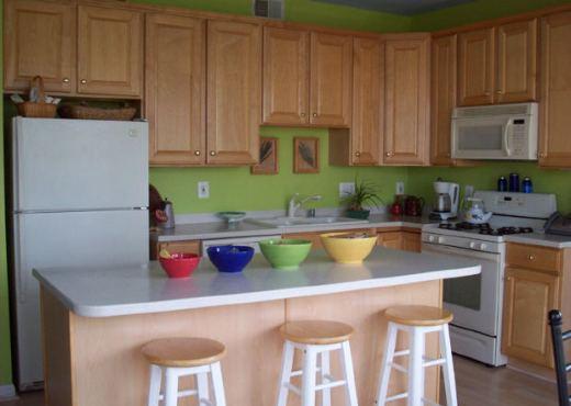 Las cocinas americanas universal - Barras americanas para cocinas pequenas ...