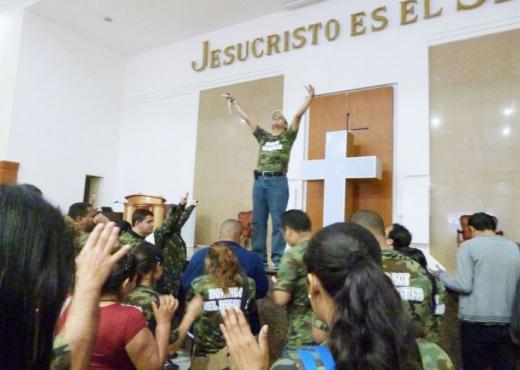 Evangelización en Bolivia
