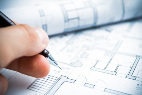 Dios es el arquitecto universal for What size paper are blueprints printed on
