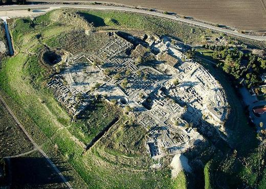 Lugares de la Biblia – Megido