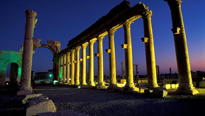 Lugares de la Biblia – Palmira