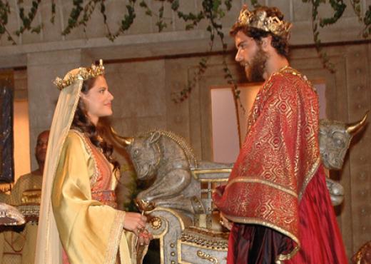 Matrimonios de la Biblia: el rey Asuero y la reina Ester