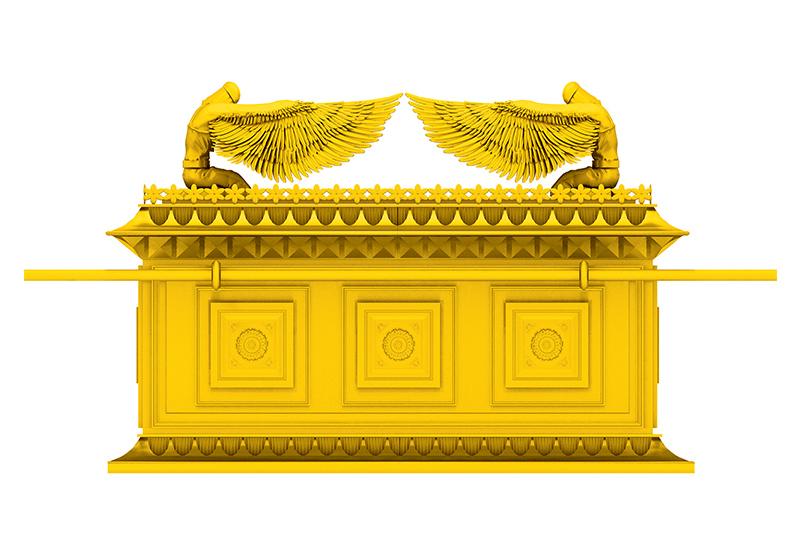 El Secreto Del Templo De Salomon Y El Arca Del Pacto Becky Chain