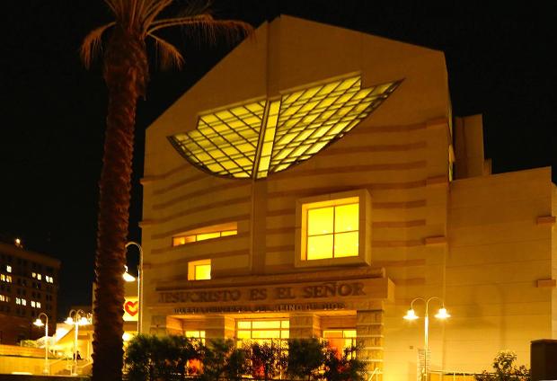 Noche de la Salvación en Los Ángeles - California