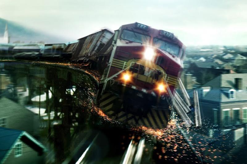 Qu tiene que ver un tren fuera de control con usted for Fuera de control dmax