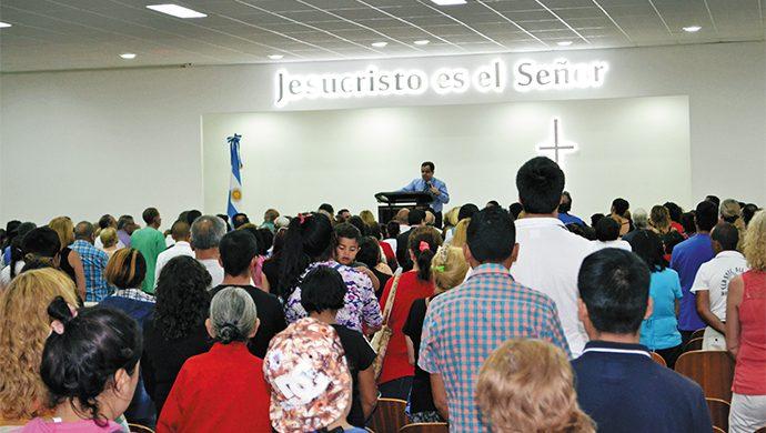 Inauguración en Bahía Blanca