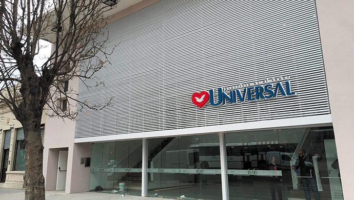 Se inauguró la nueva Universal de Mar del Plata