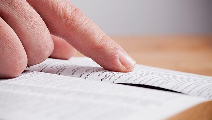 Lea la Biblia en 1 año – 6° día