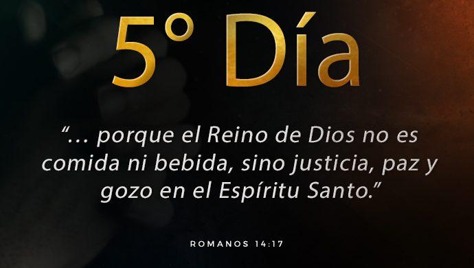 No entristezca al Espíritu Santo