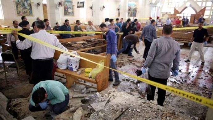 Terroristas matan a más de 40 cristianos en un ataque en Egipto