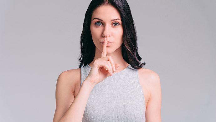 Derecho a callarse