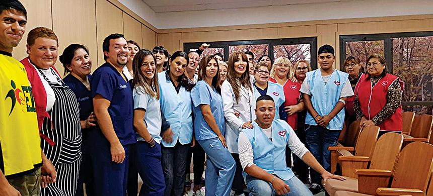 Los Ángeles de la Vida en Florencio Varela