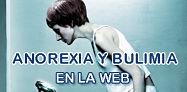 La web, una ventana para la anorexia