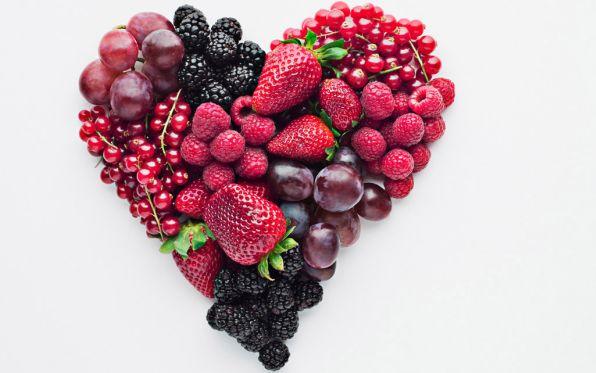 Por qué incluir frutos rojos en la dieta