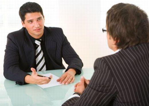 Usted, el entrevistador y el puesto