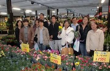 IURD ayuda a ancianos de Japón
