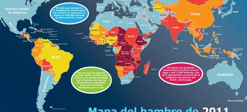 El Mapa del Hambre 2011