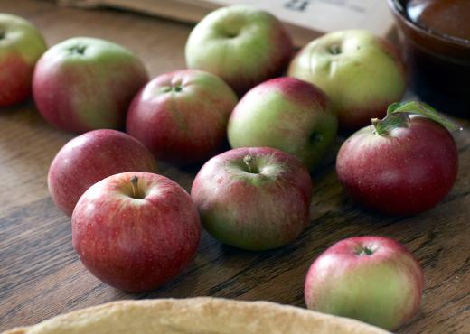 Manzana: fruta nutritiva