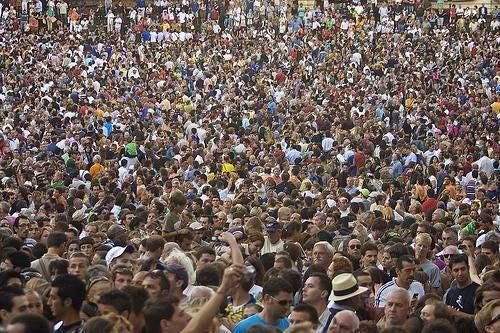 Hay 7 billones de habitantes en el mundo