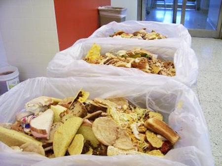 Casi un tercio de los alimentos se pierden o desperdician