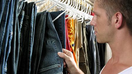 ¿Cómo debe vestir el hombre?