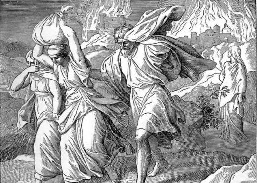 Lugares de la Biblia – Sodoma y Gomorra