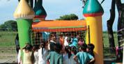 T-Ayudo visitó una escuela en Reconquista