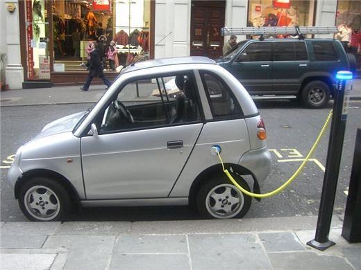 Autos eléctricos en Argentina