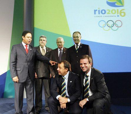 El COI evalúa obras para los Juegos de Río 2016