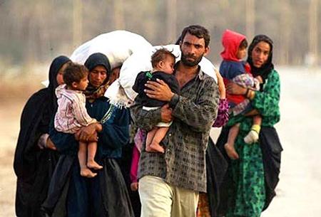 Millones de personas desplazadas por desastres naturales