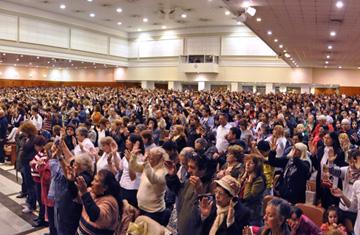 Domingo del encuentro con Dios en cada rincón del país