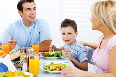Alimentación adecuada contra enfermedades respiratorias