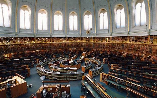 Google digitalizará 250 mil libros de la Biblioteca Británica