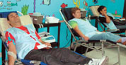 Donación de Sangre en Florencio Varela y Merlo