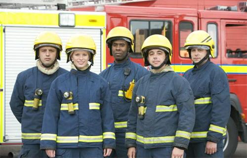 Ser bombero: vocación por la vida