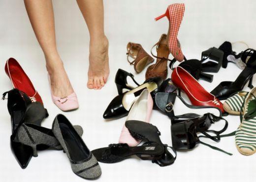 Zapatos con taco, cuidados para evitar problemas de salud