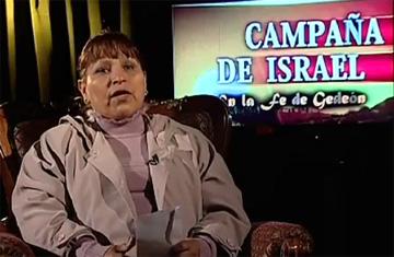Campaña de Israel: Carolina, de la miseria a la prosperidad
