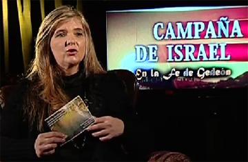 """Campaña de Israel: """"Hoy tengo una vida totalmente bendecida"""""""