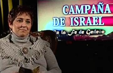 Campaña de Israel: La indignación de una madre, sanó a su hijo