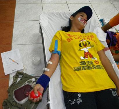 Amor al prójimo en Ecuador