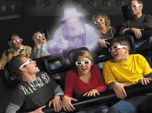 La revolución del cine 4D