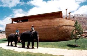 Conozca las réplicas del Arca de Noé en todo el mundo