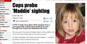 Caso Madeleine McCann: Habría sido encontrada en India