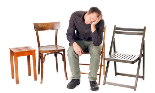 Estar sentado mucho tiempo, riesgo para la salud