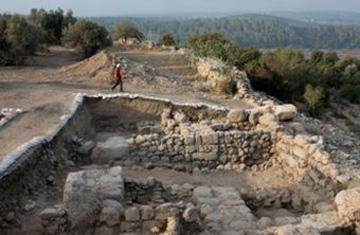 Arqueólogos descubren las ruinas de la bíblica ciudad del rey David