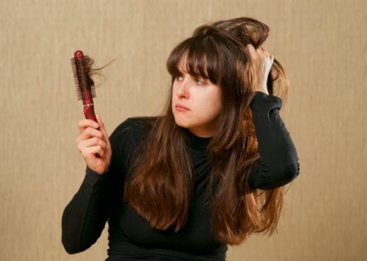 El frío puede provocar la caída del cabello