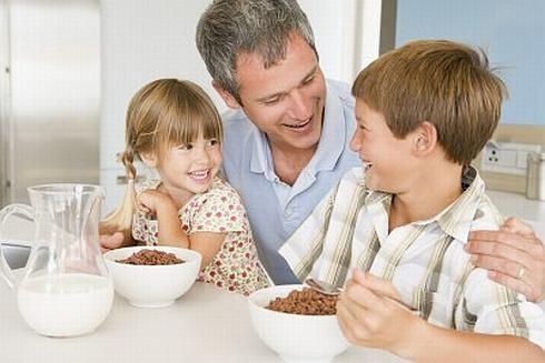 El cereal es el desayuno más saludable