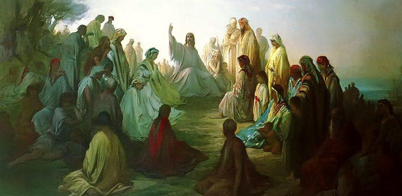 Lugares de la Biblia – Monte de las Bienaventuranzas