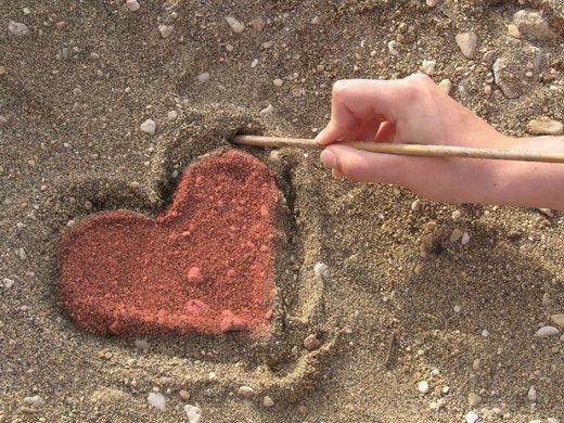 El primer amor y los sentimientos engañosos