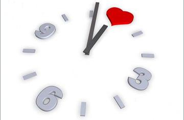 El tiempo de amar está en sus manos